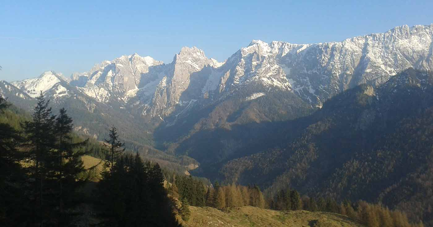 bergwanderführer tirol - wanderung kaisertal