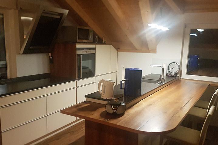 ebbs ferienwohnung moderne küche